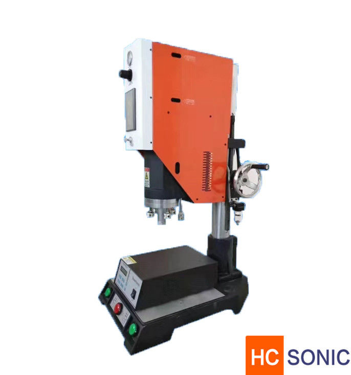 20khz ultrasonic welding machine with touch screen for automobile welding