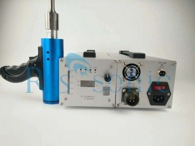 28Khz Ultrasonic Welding Sonotrode / Handheld Sonotrode With Digital Generator