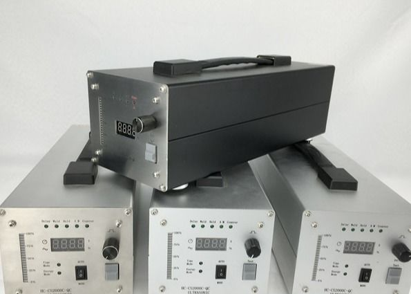 20 KHz 1200W Ultrasonic Power Supply RPS-2000 For Non Woven Face Mask Making
